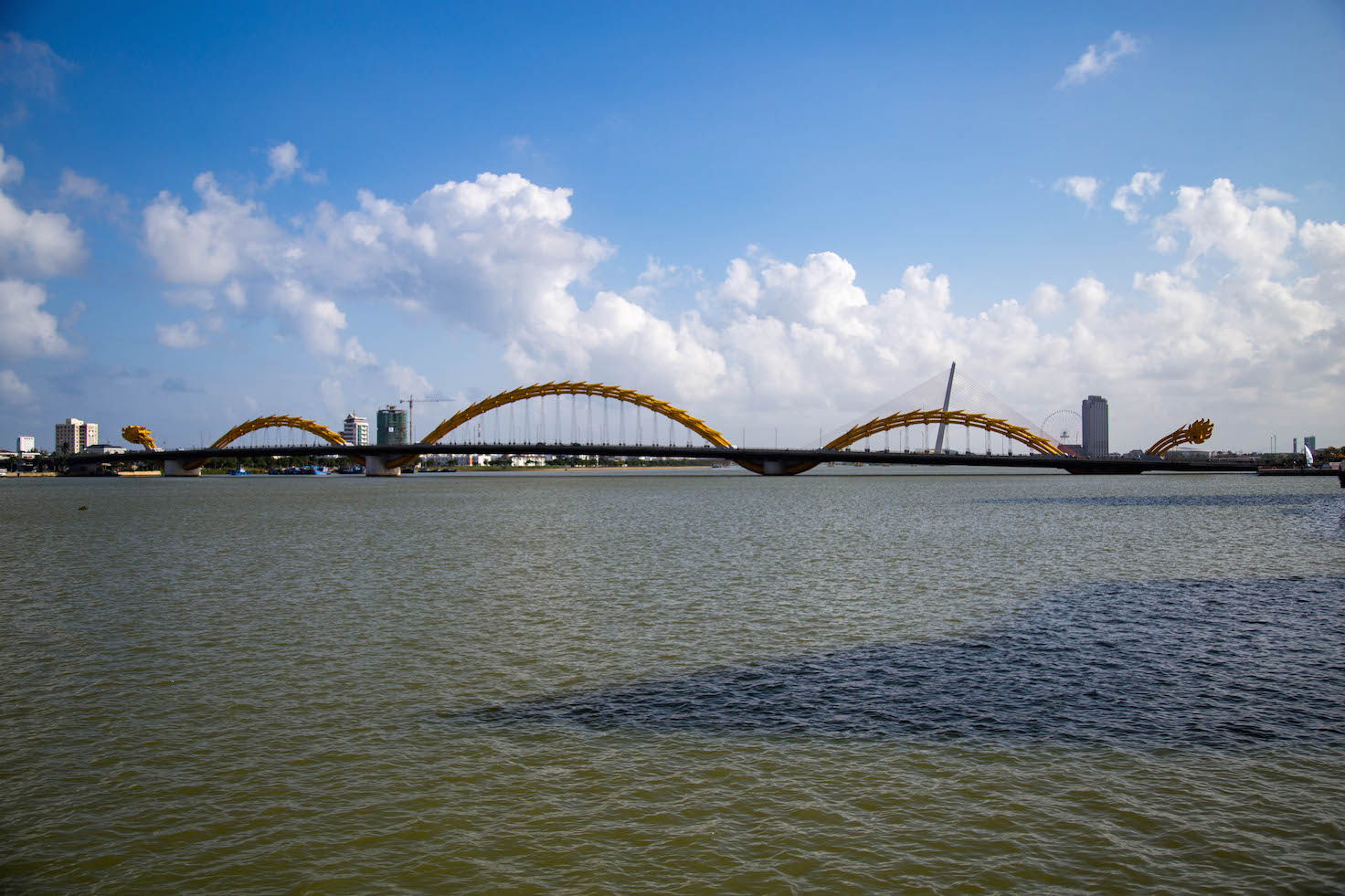 Da Nang and the Marble Montains