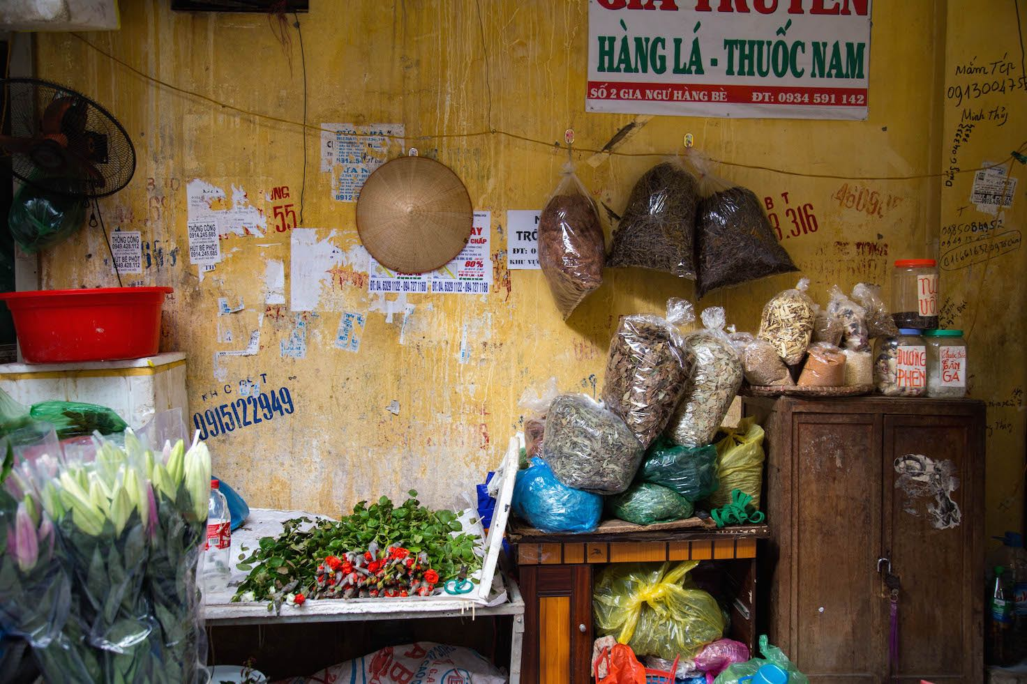 Hanoi-moments of yugen-2