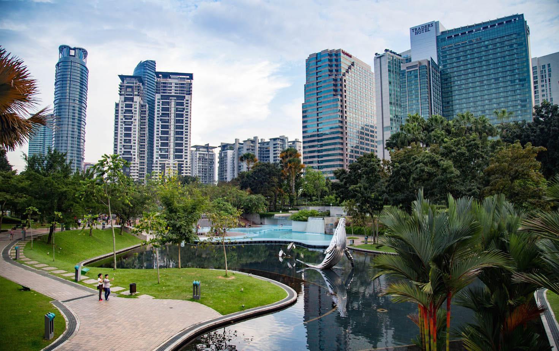 Kuala Lumpur-park
