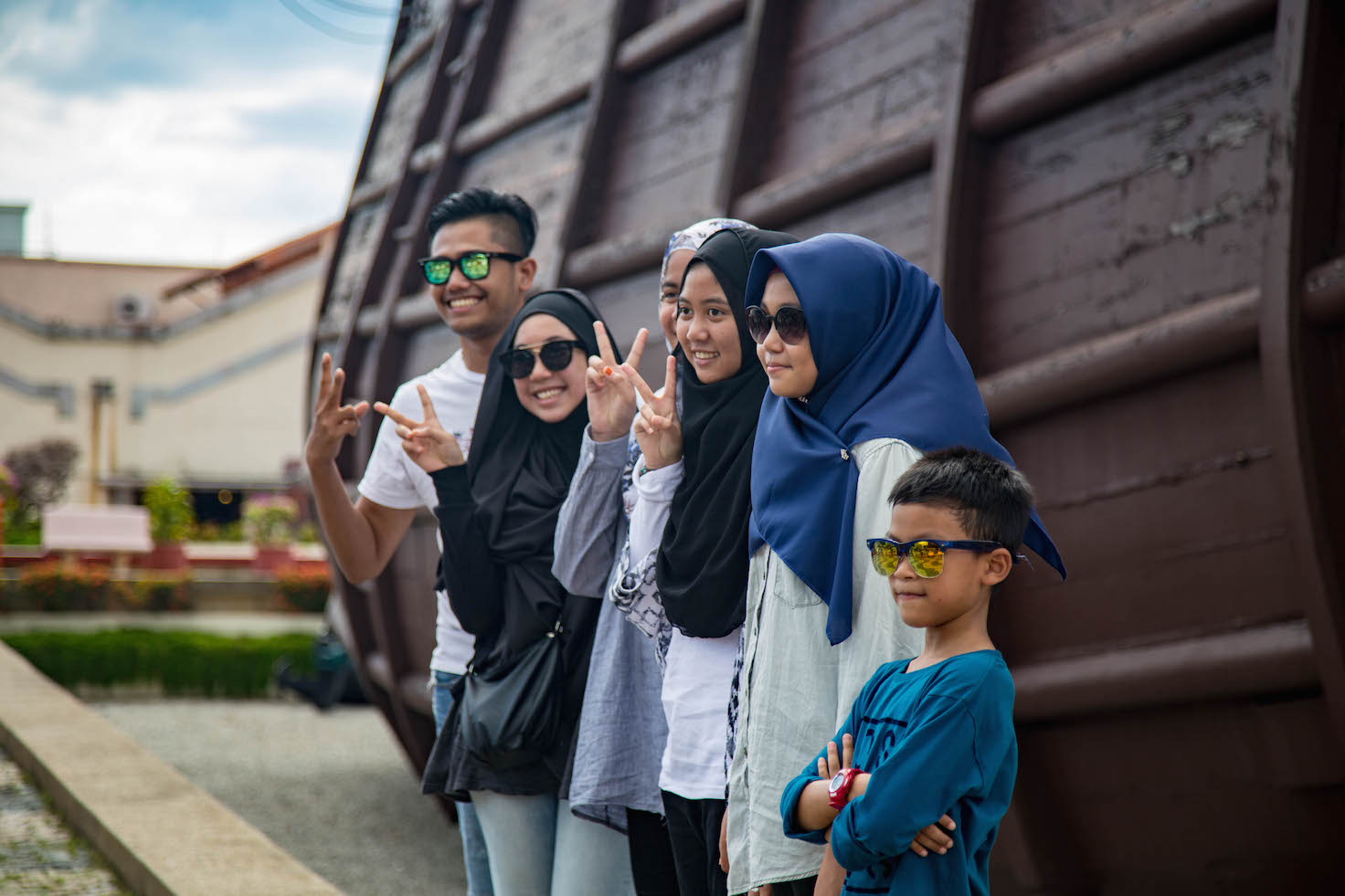Malacca and its people-Maritim Museum-momenst of yugen