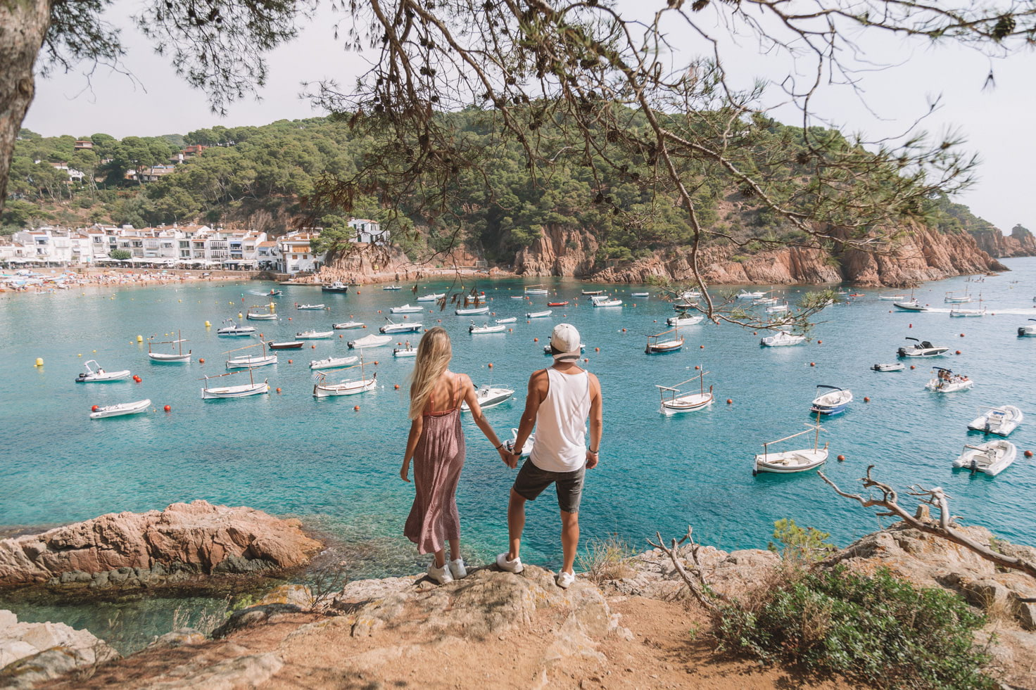 Costa Brava road trip from Barcelona
