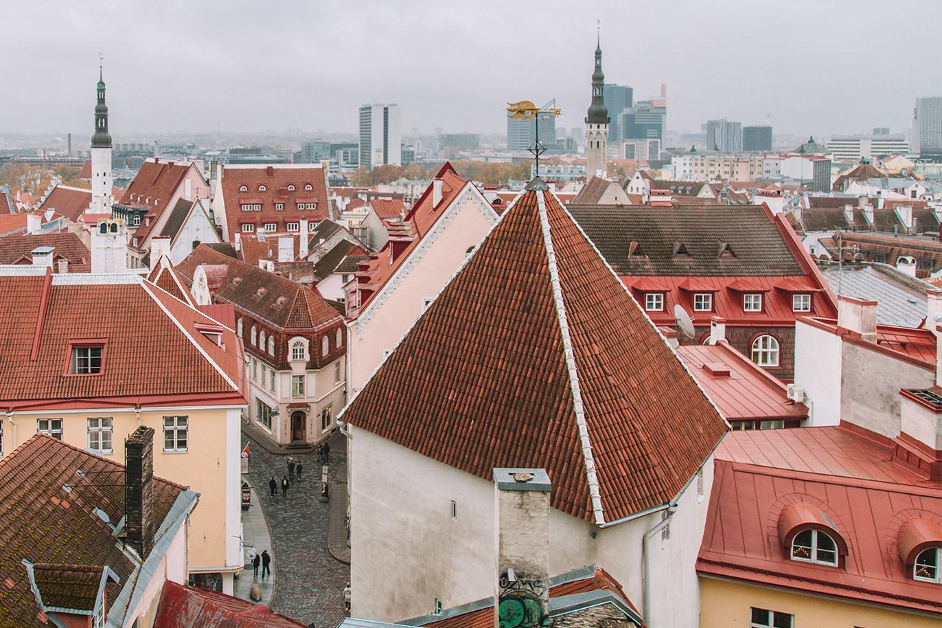 Day Trip to Tallinn from Helsinki – One day in Estonia