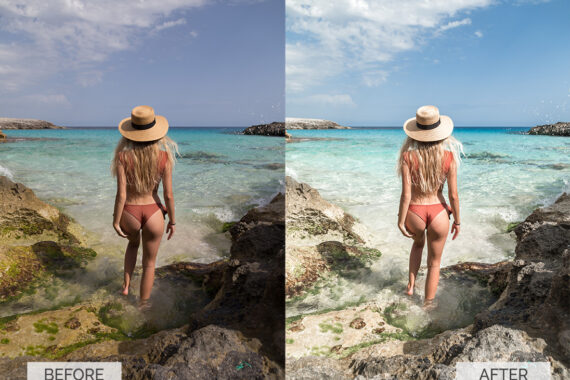 Before and after-Summer-02