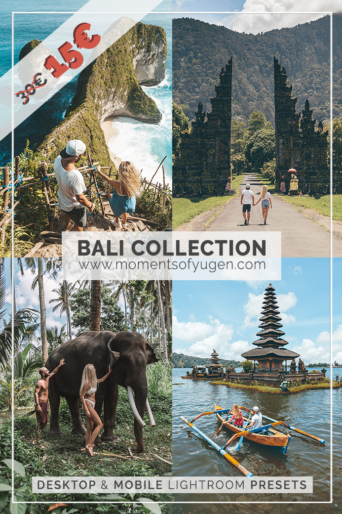 Bali Collection Lightroom Presets