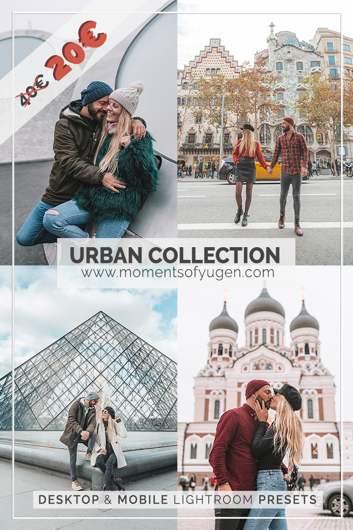 Urban Collection Lightroom Presets